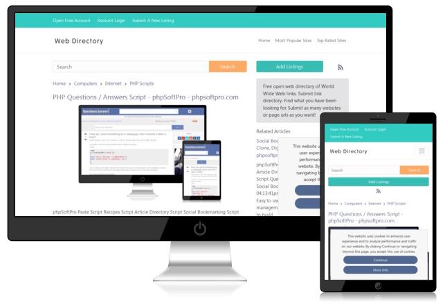 Web Directory Script